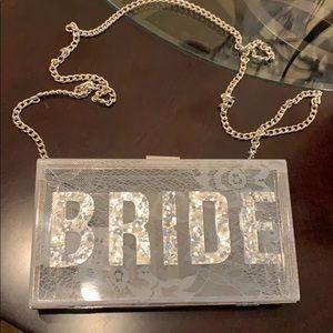 Bride Clutch from ALDO